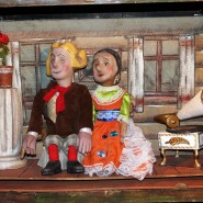 Кукольный спектакль «Волшебное кольцо» фотографии