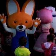 Спектакль ростовых кукол «Пингвиненок Пороро и друзья» фотографии