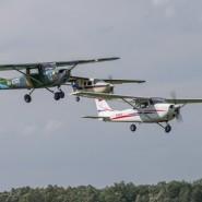 Праздник в честь Дня авиации фотографии