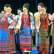 Концерт Государственного академического Кубанского казачьего хора фотографии