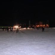 «День влюблённых на коньках» на «Акбузате» фотографии