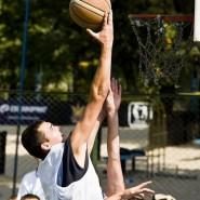 Уличный баскетбол «Лига 33» фотографии