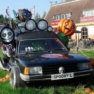Праздник «Автохэллоуин» фотографии