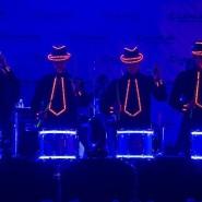 Барабанно-танцевальное шоу «Splash» фотографии