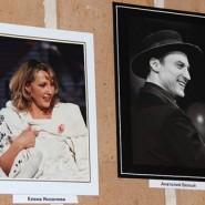 Выставка Николая Посникова «Знакомые всё лица» фотографии