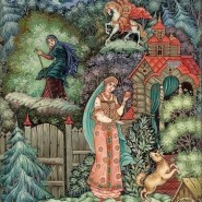 Премьера мюзикла «О Спящей царевне и семи богатырях» фотографии
