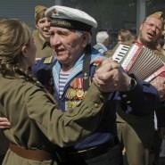 Праздник посвященный 71-й годовщине Победы в ВОВ фотографии