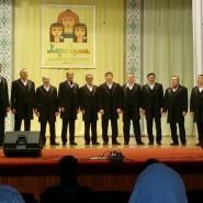 Конкурс мужских вокальных коллективов «О чем поют мужчины?» фотографии