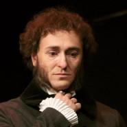 Сергей Безруков в спектакле «Пушкин» фотографии