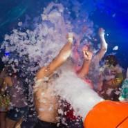 Вечеринка «Пенный Дискач» фотографии