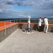 Смотровая площадка на крыше ТРЦ «Планета» фотографии