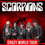 Концерт группы «Scorpions» — «Crazy World Tour» фотографии
