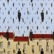 Выставка «Рене Магритт / Вероломство образов» фотографии