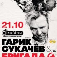 Концерт Гарика Сукачёва и «Бригады С» фотографии