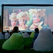 «Ночь кино» на фестивале «Сердце Евразии» фотографии