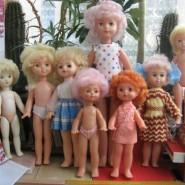 Выставка «Я и кукла» фотографии