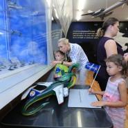 Экскурсия для детей в Аэропорту «Уфа» фотографии
