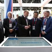 Российский нефтегазохимический форум и международная выставка «Газ.Нефть. Технологии» фотографии