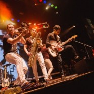 Концерт группы «Браво» фотографии