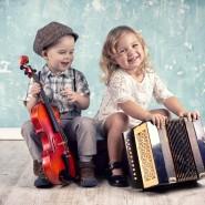Счастливые родители – талантливые дети фотографии