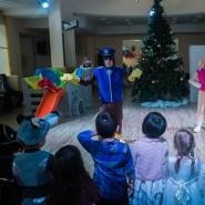 Детский спектакль «Щенячий патруль и Герои спасают город» фотографии