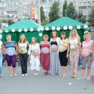 Фестиваль беременных фотографии