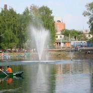 Фестиваль рыбной ловли «Рыбалка на «Солдатском озере» фотографии