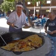 Кулинарный праздник «Культ плова» фотографии