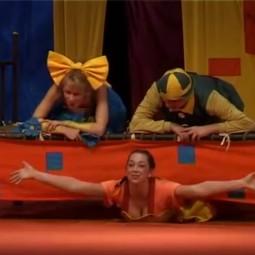 Спектакль для детей «Привет, я Пеппи!»