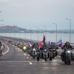 Открытие мотосезона Уфа - 2019