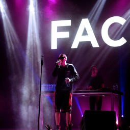 Концерт рэпера FACE