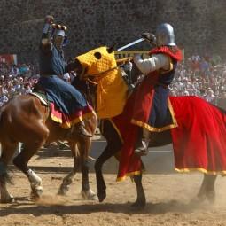 Рыцарский турнир-фестиваль «Храброе Сердце»