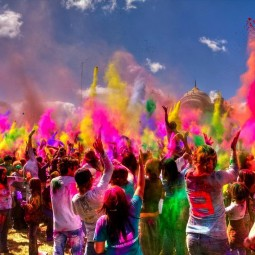 Фестиваль красок «FEST KRASOK»