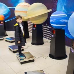 Интерактивная выставка «Империя роботов»