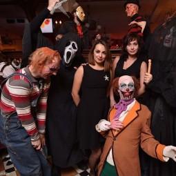 Вечеринки в стиле Halloween в заведениях Уфы