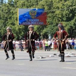 Праздничные мероприятия в День города в Уфе