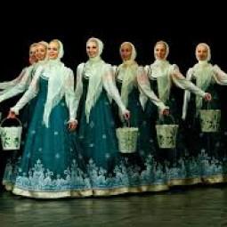 Концерт Красноярского ГАА танца Сибири имени Михаила Годенко