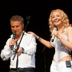 Концерт Леонида Агутина и Анжелики Варум.