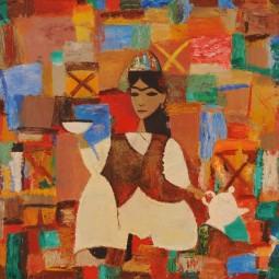 Выставка творческого объединения «Чингисхан»