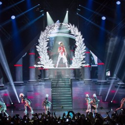 Шоу Сергея Лазарева «N TOUR»