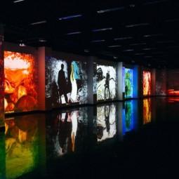 Выставка «Авангард — пространство цвета и формы»
