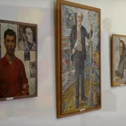 Выставка «Портрет художника»