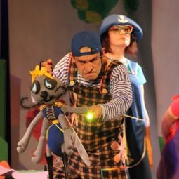 Спектакли в Уфимском театре кукол в ноябре