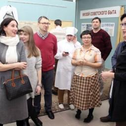 Выставка «За кулисами советской пищевой промышленности»