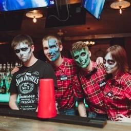 Вечеринки в стиле Halloween