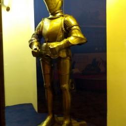 Лекция к выставке оружия из музеев Московского Кремля в Художественном музее им. М.В. Нестерова