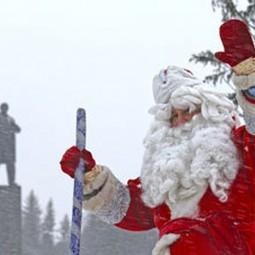 Вьюговей-2019 и парад Дедов Морозов