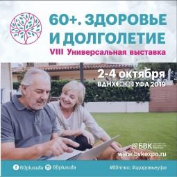 Выставки на ВДНХ «ЭКСПО УФА» в октябре