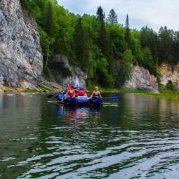 Сплав по реке Белая + экскурсия в Шульган-Таш