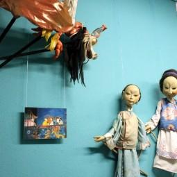 Выставка «Переплетая быль и небыль»